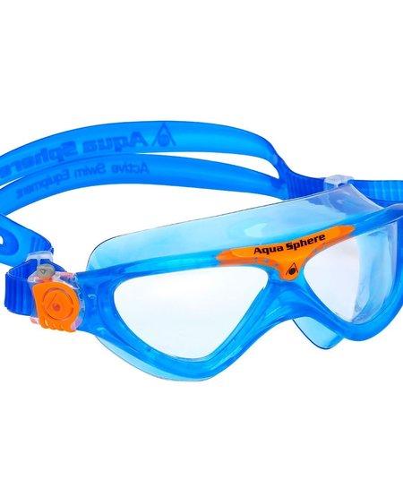 Vista Goggles BLU/ORG JR