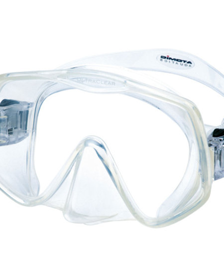 Atomic Mask Frameless 2 regular clear