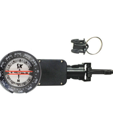 SuperTilt Retractable Dive Compass