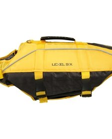 Level Six Rover Floater Dog PFD - Yellow - Medium