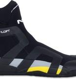 NRS Freestyle Wetshoe Black/Yellow Size 12