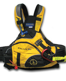 Proto Whitewater Rescue Paddling PFD - Gold - L/XL