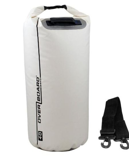 OverBoard - Waterproof Boat Master Dry Tube - 40L - White