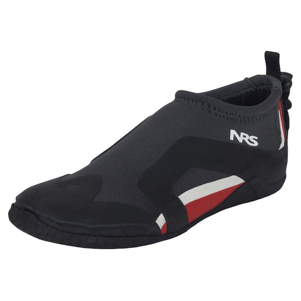 NRS Kinetic Wetshoe Black/Red Size 10