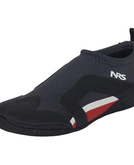 NRS Kinetic Wetshoe Black/Red Size 9