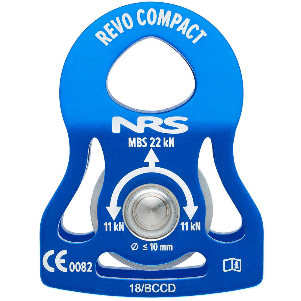 """NRS NRS Revo Compact 1.25"""" Pulley"""
