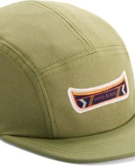 Canoe 5 Panel Hat