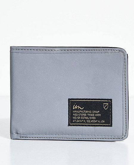 Patent Bi Fold Wallet