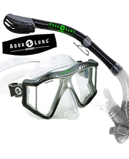 Lux Phoenix Mask And Snorkel