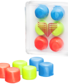 TYR Youth Ear Plugs - Multi Color