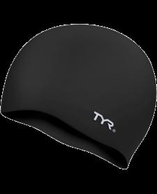 TYR- Wrinkle Free Junior Silicone Swim Cap