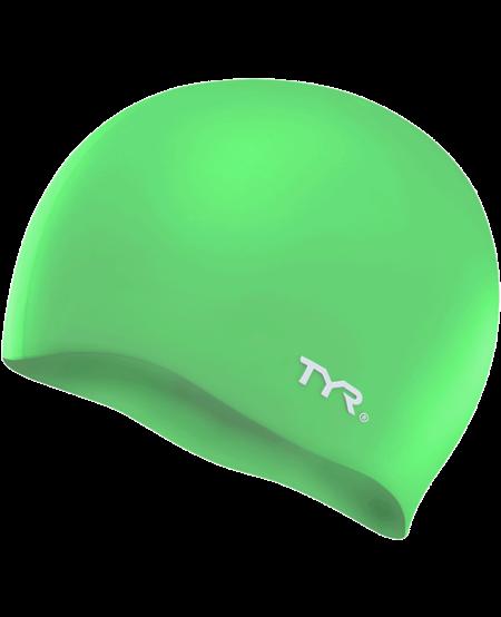 TYR - Wrinkle free silicone swim cap
