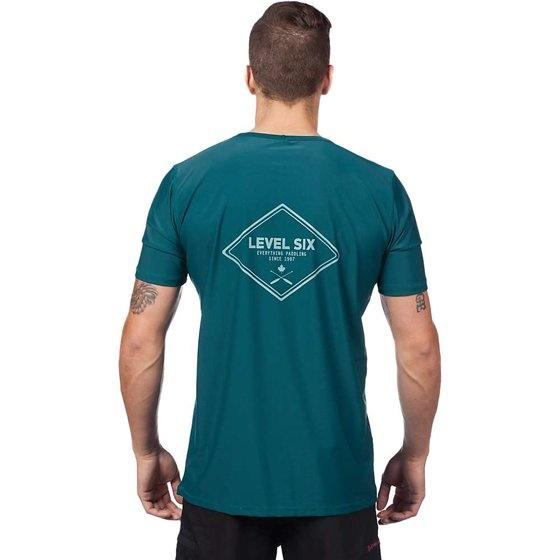 Level Six Level Six Men's Coastal Short Sleeve Top