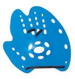Mentor 2 Training Hand Paddles - Blue