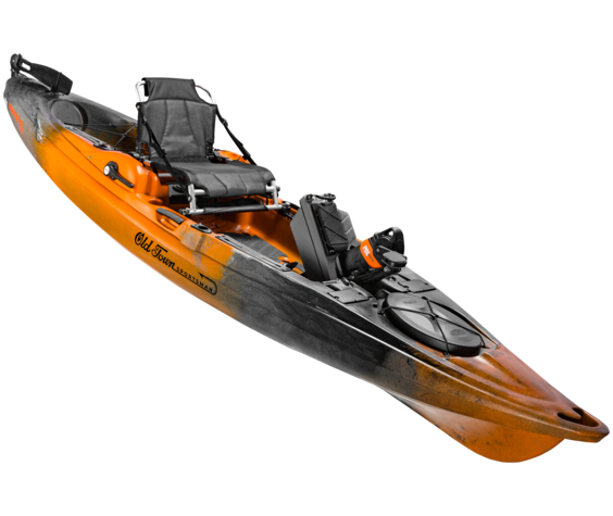 Old Town Sportsman Sportsman Big Water PDL 132 Kayak