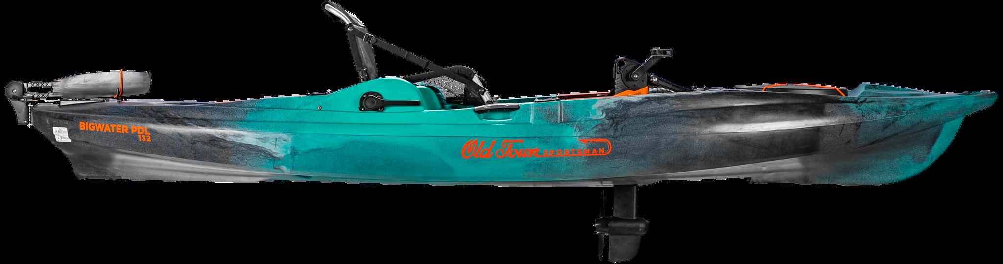 Old Town Sportsman Sportsman Big Water 132 PDL Kayak