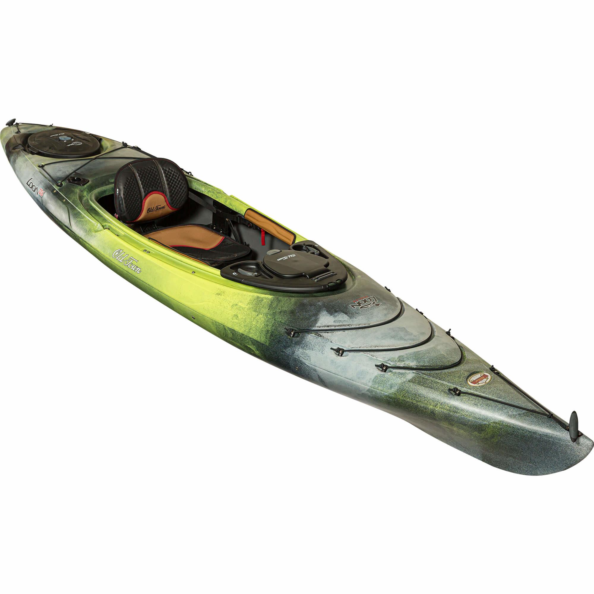 Old Town Kayaks Loon 126 Angler