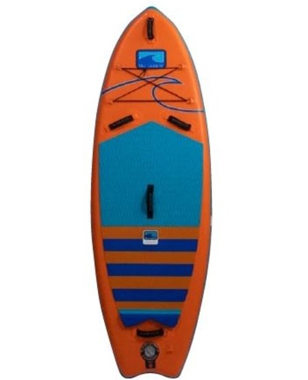 Blu Wave - The Quiv-air 8.2 iSUP