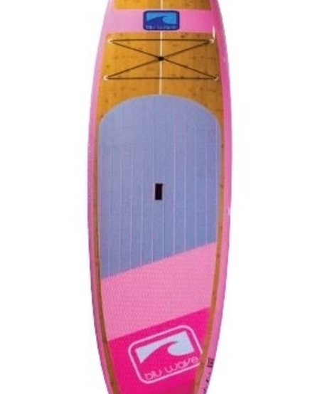 Blu Wave - The Woody 10.6 Pink SUP