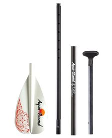Lyric White FG Proprietary Carbon SUP Shaft 4pc