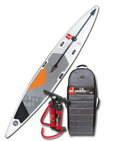 "RED Paddle Co - 14'0"" x 25"" Elite Racing iSUP"