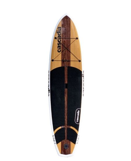 Cascadia - 12' Drifter Wood SUP