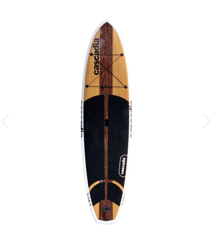Cascadia Cascadia - 12' Drifter Wood SUP