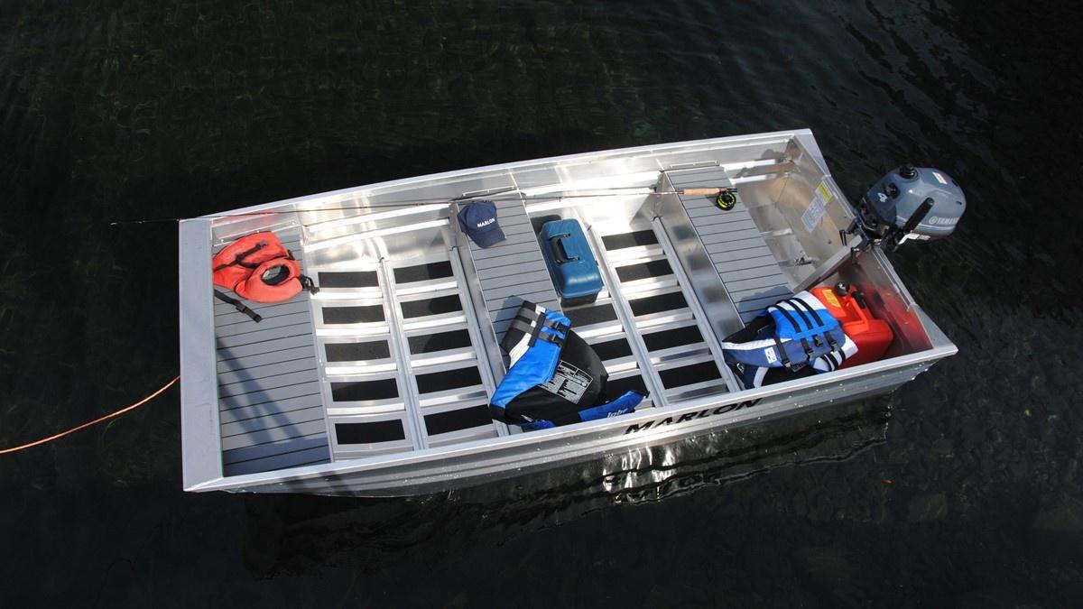 Marlon SP10 - Marlon Jon Boat