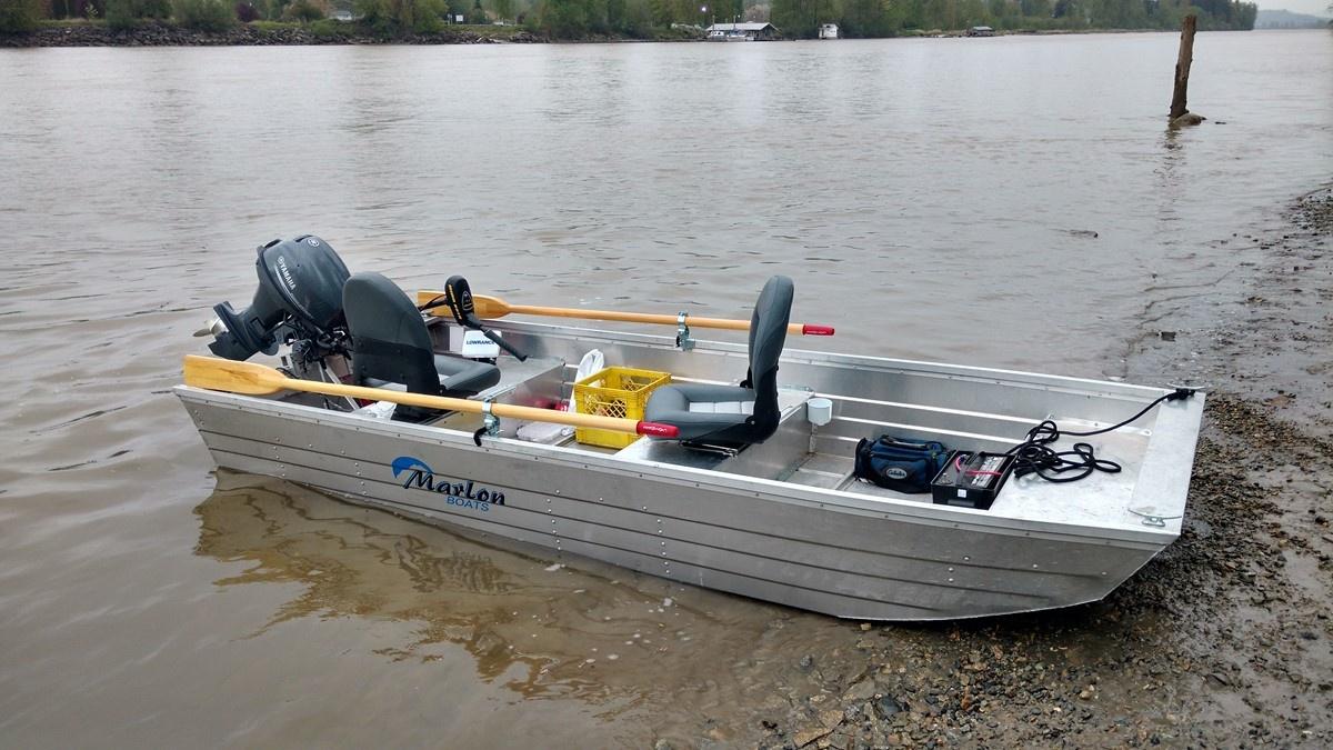Marlon SP12 - Marlon Jon Boat