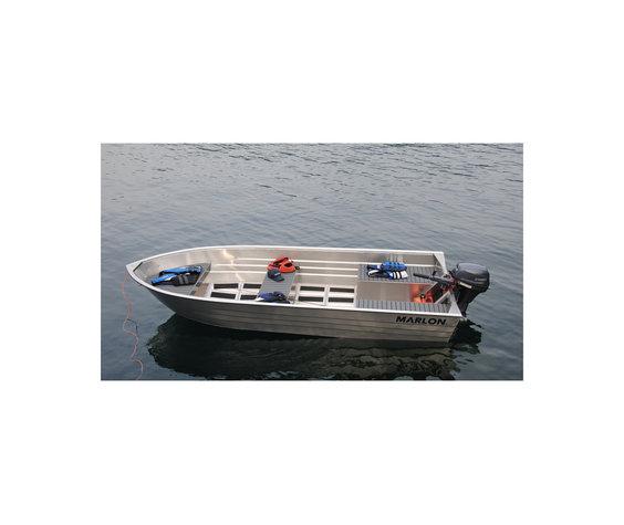 "Marlon SWV14L - Marlon 14' Aluminum Boat - 22"" Transom"
