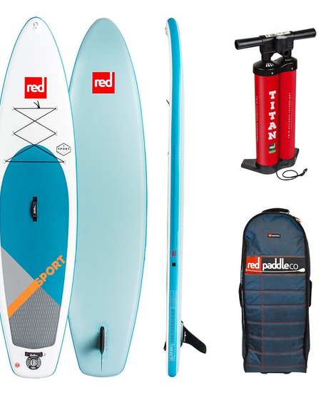"RED Paddle Co - 11'3"" Sport iSUP 2019"