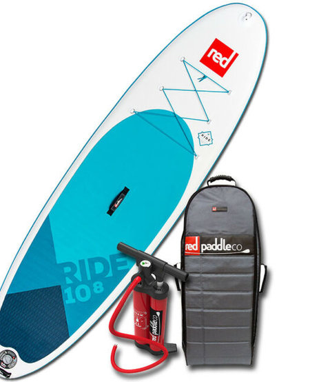 "RED Paddle Co - 10'8"" Ride iSUP 2019"