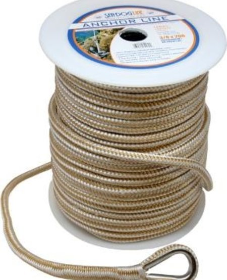 Seadog - Premium Double Braid Anchor Line
