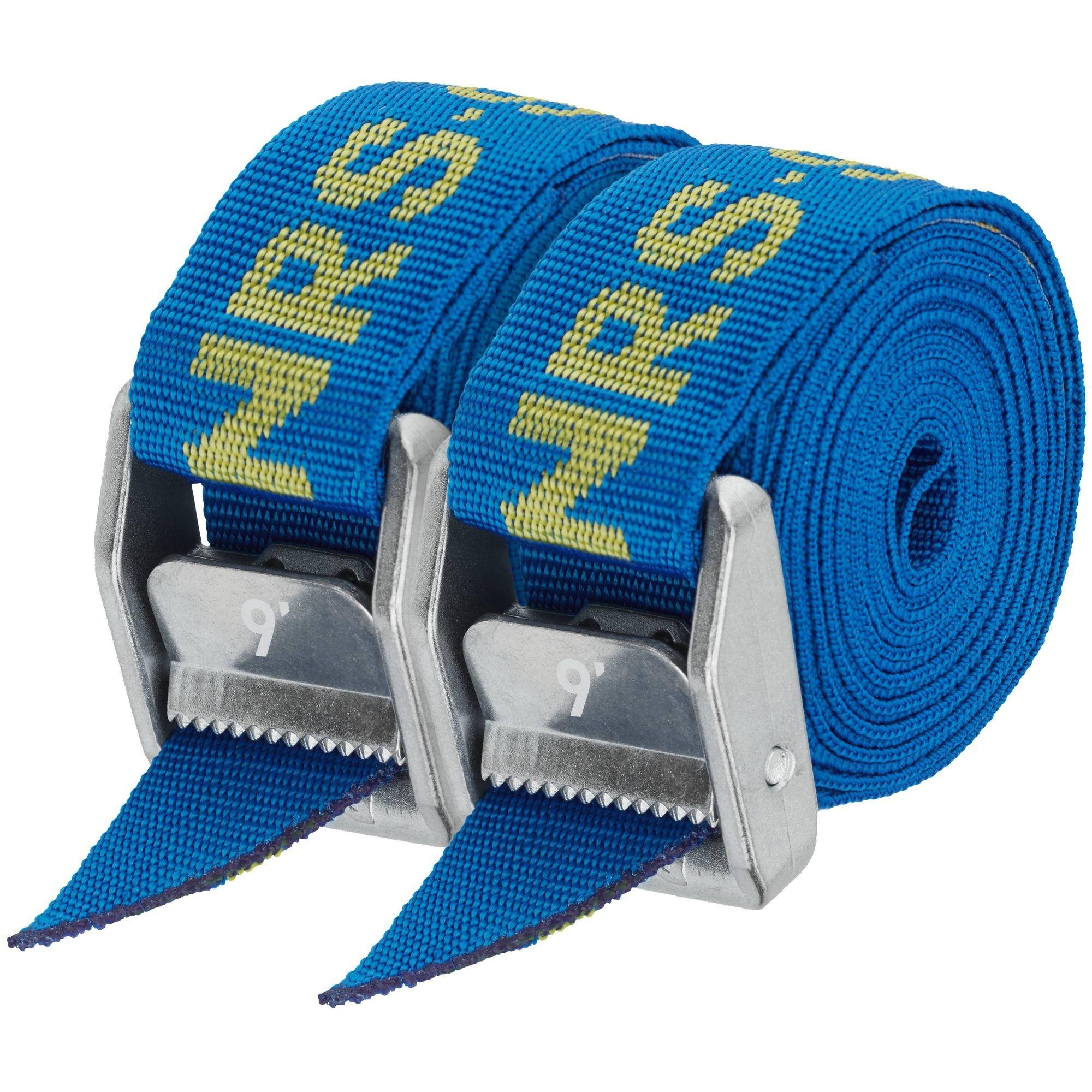 "NRS NRS 1.5"" HD Tie Down Straps - PAIR"