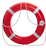 Dock Edge Dock Edge Life Ring  Buoy - Orange