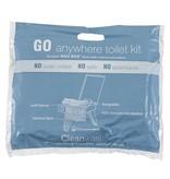Cleanwaste Cleanwaste WAG Bags 12 Pack