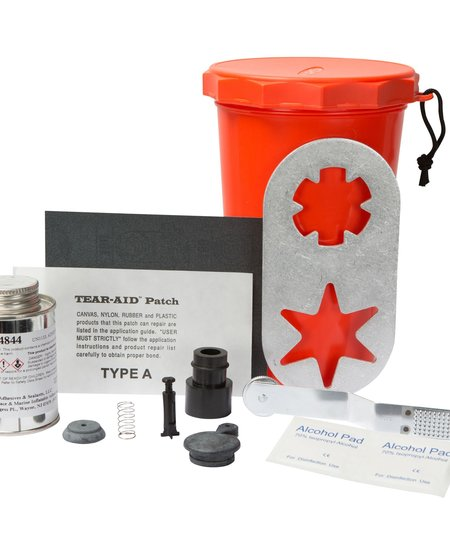 NRS Raft/IK Basic Repair Kit