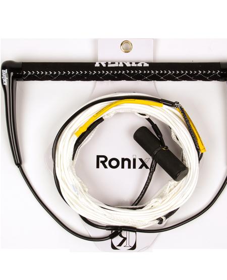 """Ronix Combo 5.5 - Dyneema/Hide Grip """"T"""", R6 Rope"""