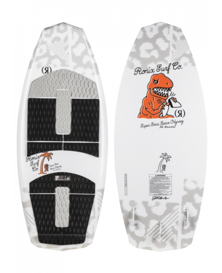 Ronix Kid's Super Sonic Space Odyssey Powertail - Surf