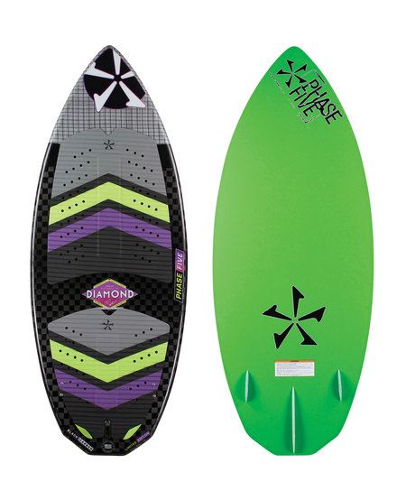 Diamond Turbo LTD Wake SkimBoard
