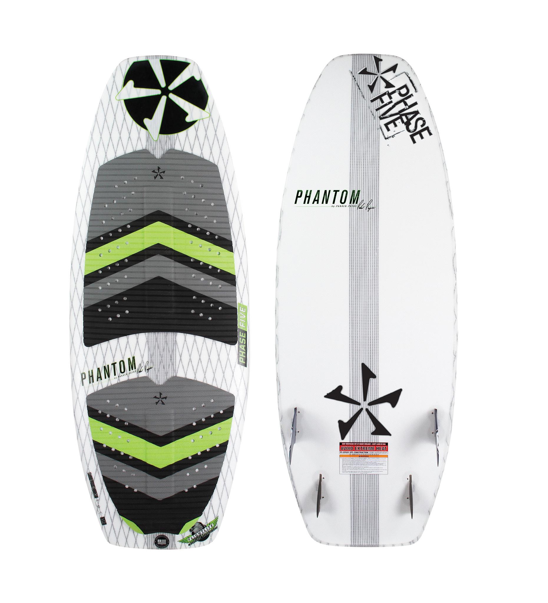 Phase Five Phantom Wake Surfboard