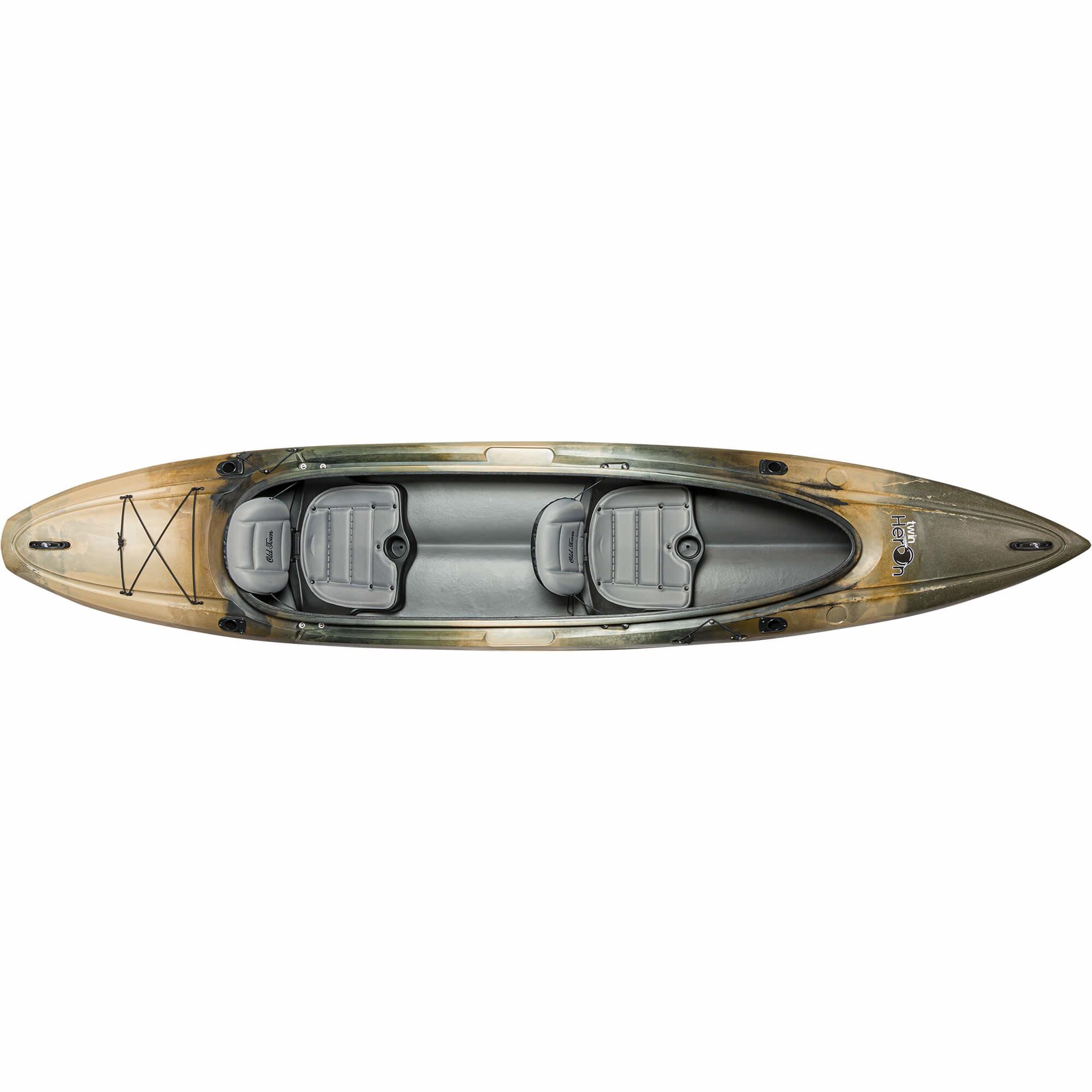 Old Town Kayaks Twin Heron - Tandem Kayak