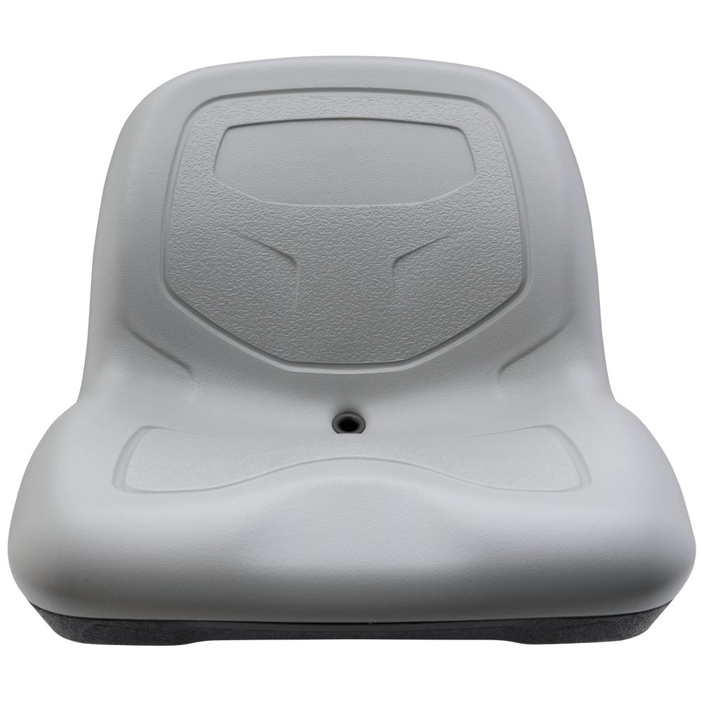 NRS NRS High-Back Padded Drain Hole Seat