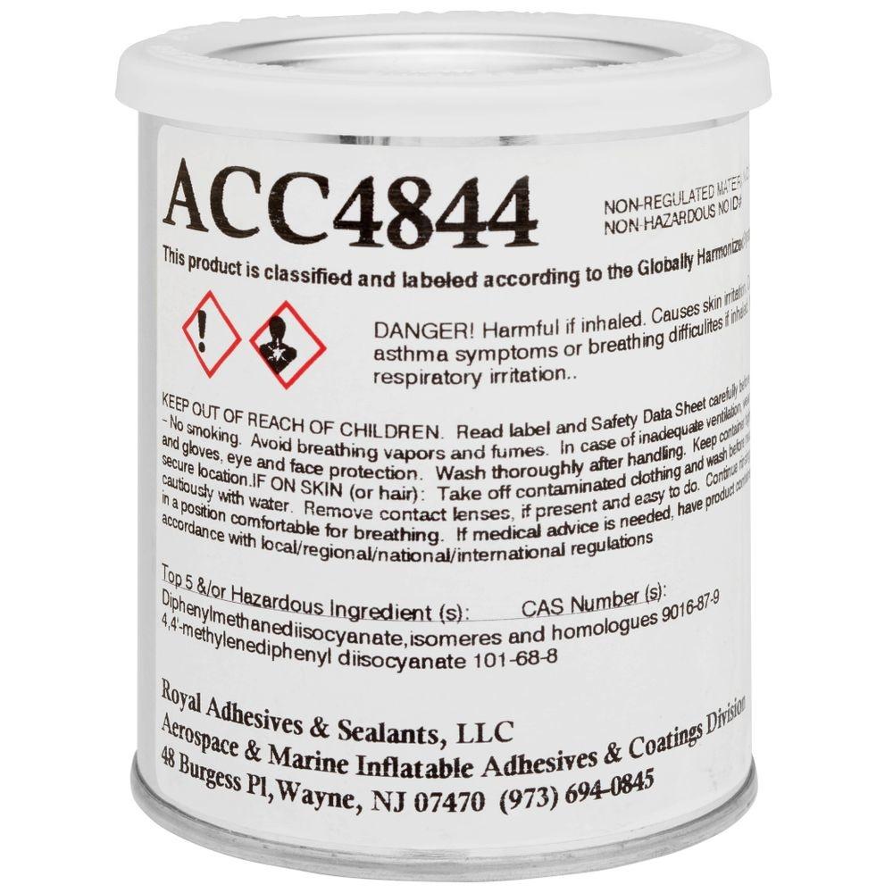 Royal Adhesives & Sealants Clifton Hypalon Accelerator ACC 4844