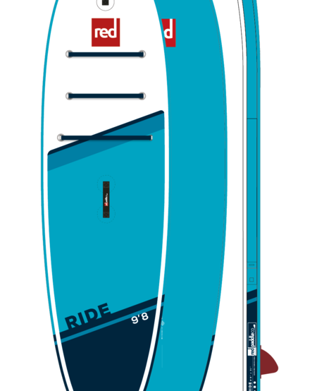 "RED Paddle Co - 9'8"" Ride MSL iSUP"