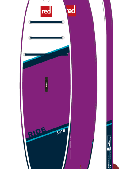 "RED Paddle Co - 10'6"" Ride MSL Purple Edition"
