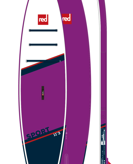 "RED Paddle Co - 11'3"" Sport iSUP"