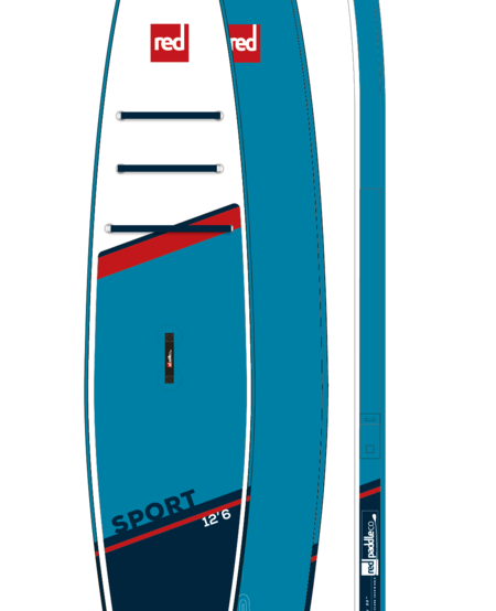 "RED Paddle Co - 12'6"" Sport iSUP"