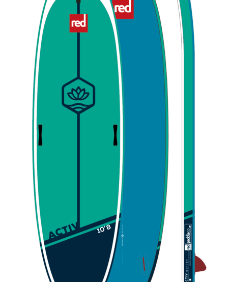 "RED Paddle Co - 10'8"" Activ MSL iSUP"
