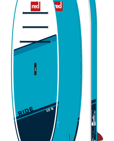 "RED Paddle Co - 10'8"" Ride MSL iSUP"